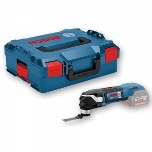 Bosch GOP 18 V-28 Multi-Cutter In L-Boxx (Body Only)