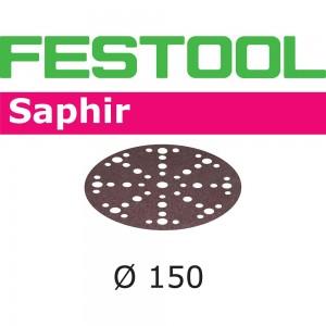 Festool Saphir Abrasive Sanding Disc 150mm (Pkt 25)
