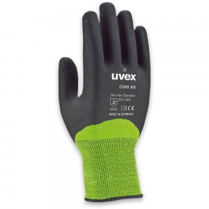 uvex C500 XG High Protection Level Gloves
