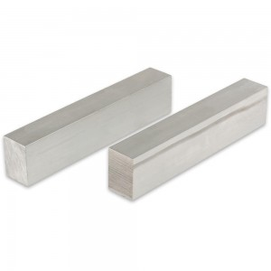 Axminster Aluminium Bar (Pack of 2)