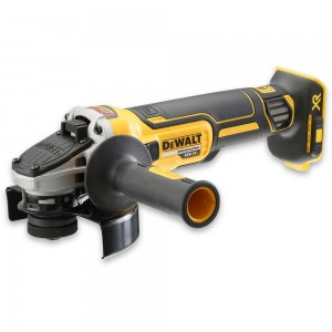 DeWALT DCG405N XR Brushless 125mm Grinder 18V (Body Only)