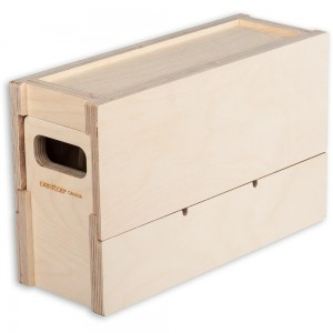 Veritas Combination Plane Storage Box