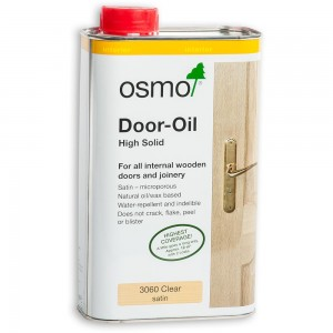 Osmo Door Oil Clear Satin
