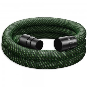 Festool Smooth Antistatic Suction Hose D36 x 3.5m-AS/CT