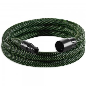 Festool Smooth Antistatic Suction Hose D 27 x 3.5m-AS