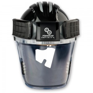 JSP APF40 PowerCap Infinity Powered Respirator TH3