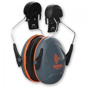 JSP Sonis Helmet Mounted Ear Defenders SNR 31