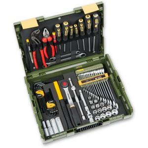 Proxxon 51 Piece Universal Tool Set in L-BOXX