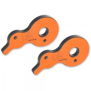 UJK Technology Surface Cam Clamps (Pair)