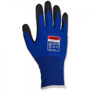 Supertouch Pawa PG120 Precision Handling Nitrile Coated Work Gloves