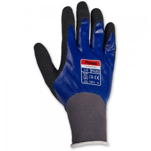 Supertouch Pawa PG202 Oil Resistant Nitrile Coated Work Gloves