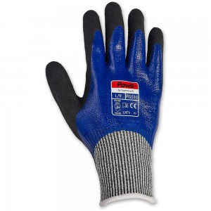 Supertouch Pawa PG510 Cut & Oil Resistant Nitrile Work Gloves