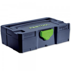 Festool Micro Systainer Case SYS-Micro Blue