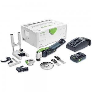 Festool OSC 18 LI 3.1 E-Set VECTURO Multi-Tool 18V