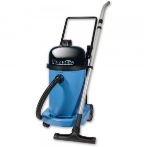 Numatic WV 470B Wet & Dry Vacuum with BS8 Wet/Dry Kit