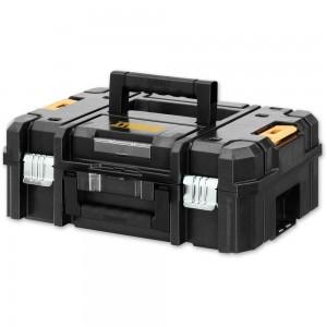 DeWALT TSTAK Toolbox 2 (Suitcase Flat Top)