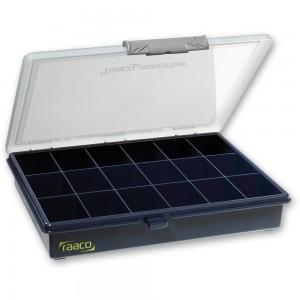 Raaco A5 Profi Assorter Service Box 18 Fixed Compartments