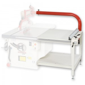 Axminster Industrial Series Right Hand Extension Table for TSCE-400R-1