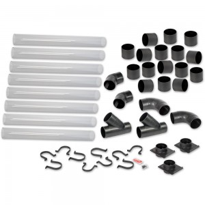100mm Dust Extraction Kit
