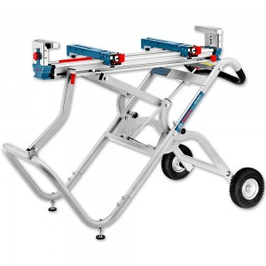 Bosch GTA 2500 W Mitre Saw Stand with Gravity Rise