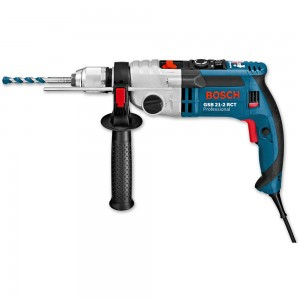 Bosch GSB 21-2 RCT  Percussion Drill with Torque Control