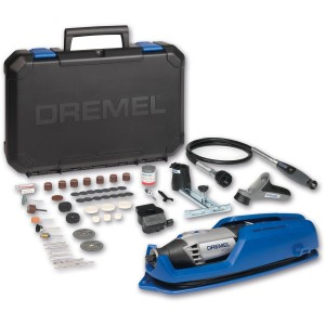 Dremel 4000JR 4/65 Multi-Tool with 65 Accessories