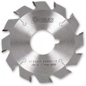 Omas TCT Blade for 150mm Wobble Saw