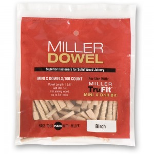 Miller Mini Dowels