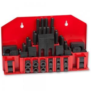 16mm T Slot Clamp Kit for Mills