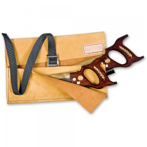 Deluxe Leather Saw Case