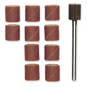 Proxxon Sanding Drums 150 grit  (Pkt 10)