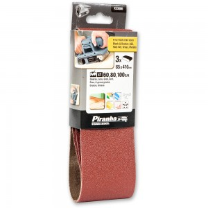 Cushion Drum Sanding Belts 65 x 410mm