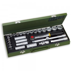 "Proxxon 29 Piece Automotive Socket Set (1/2"")"