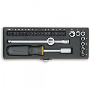 Proxxon 28 Piece Compact Screwdriver Set