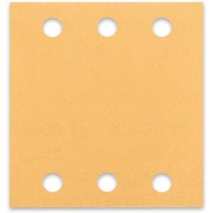 Bosch 1/4 Sheet Abrasive (107 x 115mm)