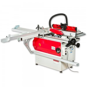 Axminster Hobby Series AWC4 250mm Deluxe Combination Machine
