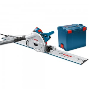 Bosch GKT 55 GCE Plunge Saw with 1.6m Rail