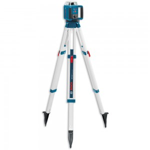 Bosch GRL 400 H Rotation Laser with Receiver, Rod & Tripod