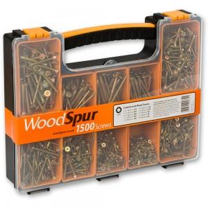 WoodSpur Torx Head Premium Wood Screw Trade Pack