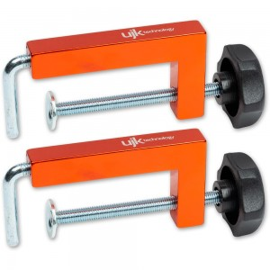 UJK Technology Universal Fence Clamps (Pair)