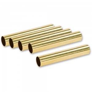 Craftprokits Tubes for Venetian Pen Kits (Pkt 5)