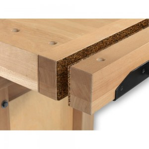 Sjobergs Rubber/Cork Jaw Protectors For Nordic and Scandi Benches