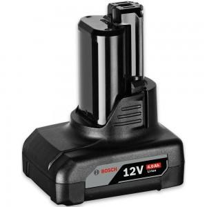 Bosch Li-Ion Battery 10.8V/12V (4.0Ah)
