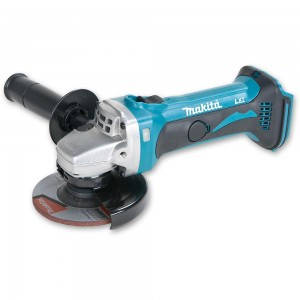 Makita DGA452Z 115mm Cordless Angle Grinder 18V (Body Only)