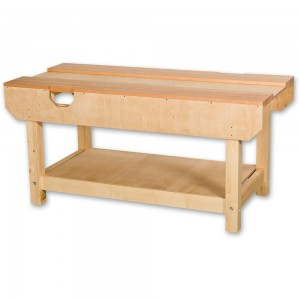 Axminster 1,800mm Two Sided Workbench
