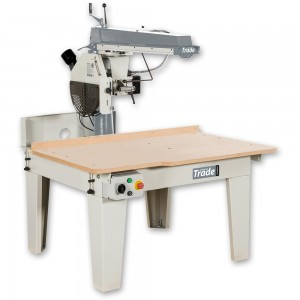 Axminster Industrial Series RAS400A Radial Arm Saw