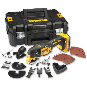 DeWALT DCS355D1 XR Brushless Multi-Tool 18V (2.0Ah)