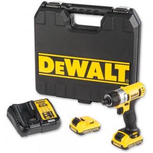 DeWALT DCF610D2 Screwdriver 10.8V (2.0Ah)