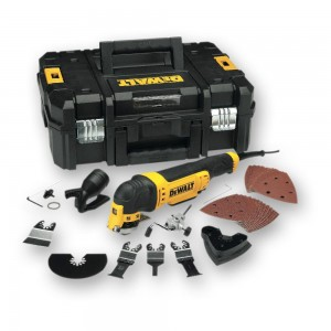DeWALT DWE315KT Multi-Tool with 37 Piece Accessory SET