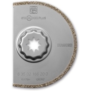 FEIN Diamond Coated Segmented Saw Blade 166 (Starlock Plus)